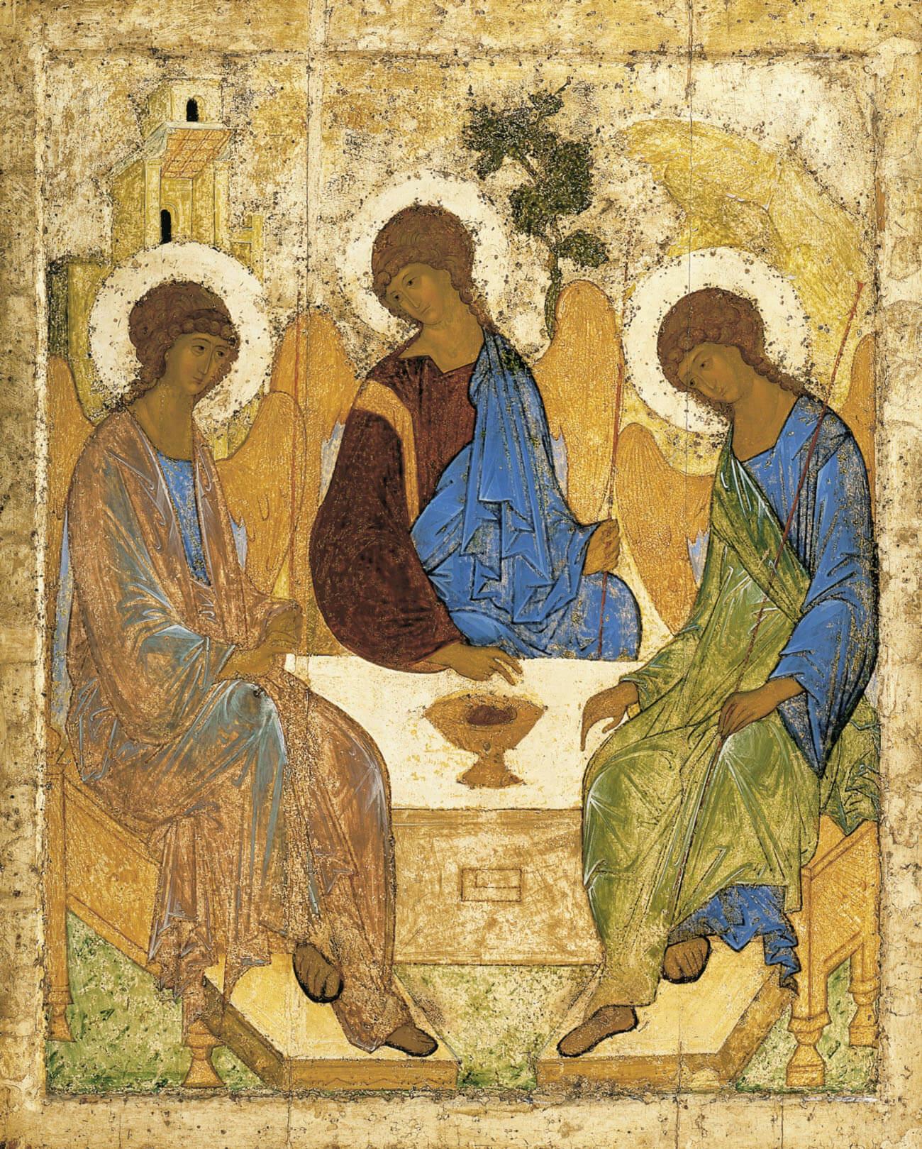 Jak została przedstawiona Trójca Święta w Biblii